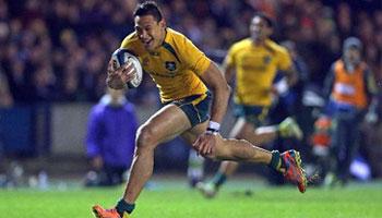 Wallabies reclaim third in the world spot after win over Scotland