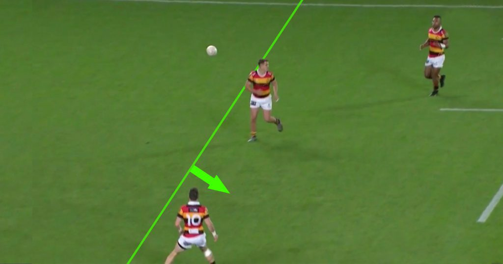 Players advised to buy lottery tickets after these blatant forward passes