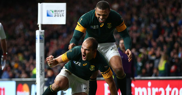 South Africa edge Wales in tense Twickenham Quarter Final