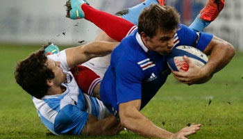 France vs Argentina November 2012 - Full Match