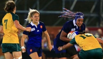 France are top seeds as New Zealand go out of Women's Rugby World Cup