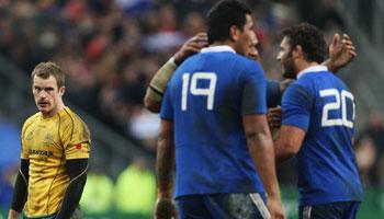 France vs Australia November 2012 - Highlights