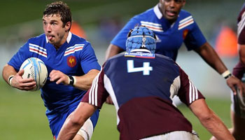 France beat Blues in second stringers midweek game in Auckland