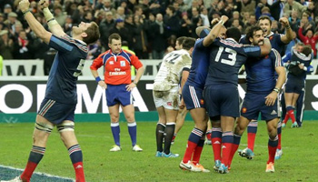 France snatch victory from England in Six Nations thriller in Paris