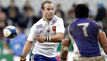 France vs Samoa Highlights - November 2012