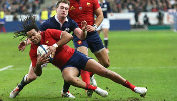 Scotland left frustrated as France kick their way to victory in Paris