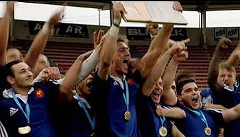 France U18s win the European Championship and give hope to the future