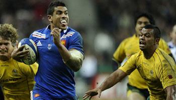 France vs Australia November 2012 - Full Match