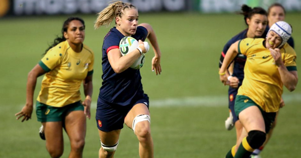 Top 5 Tries from Round 2 of the Women's Rugby World Cup