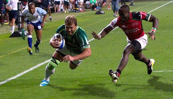 Seven incredible tries from the 2013 South Africa Sevens