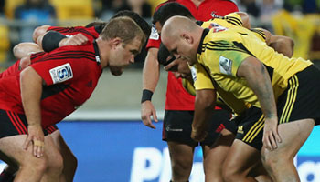 Hurricanes vs Crusaders Highlights - Super Rugby Round 4