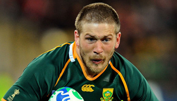 Francois Steyn released from Springbok squad after brother's passing