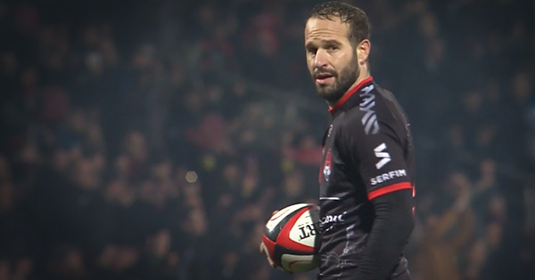 Freddie Michalak hit the uprights four times in one match