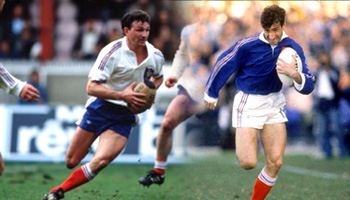 French Flair - tries from 1970 to 1999