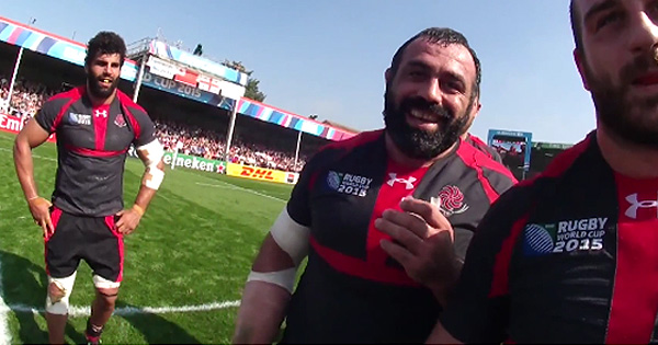 RWC 2015: Fails and funnies of the tournament so far