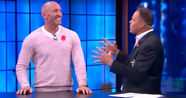 Welsh legend Gareth Thomas talks about the Lions taking on New Zealand
