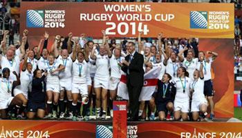 Gary Street wins UK Coach of the Year as England Women's RWC Winner