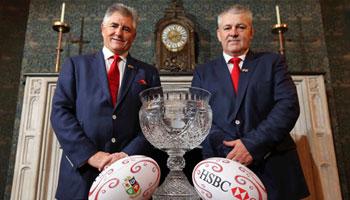 British & Irish Lions ambassador's talk about the tour