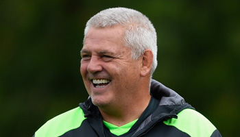 Wales coach Warren Gatland says he is confused about apparent rule break