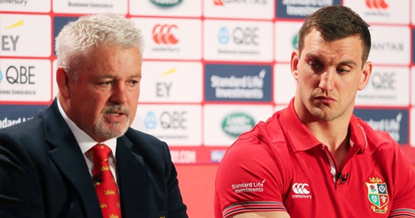Gatland's Wales-heavy Lions squad flawed by simple numbers