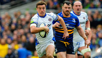 George Ford's skilful play for Bath against Leinster