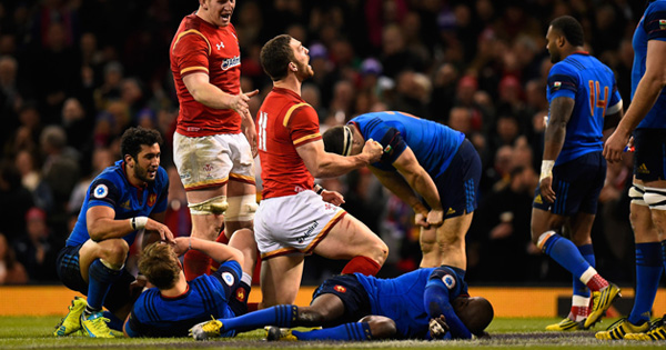 Wales win comfortably in Cardiff clash with France