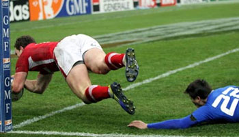 Wales win in Paris as France lose for second time in succession