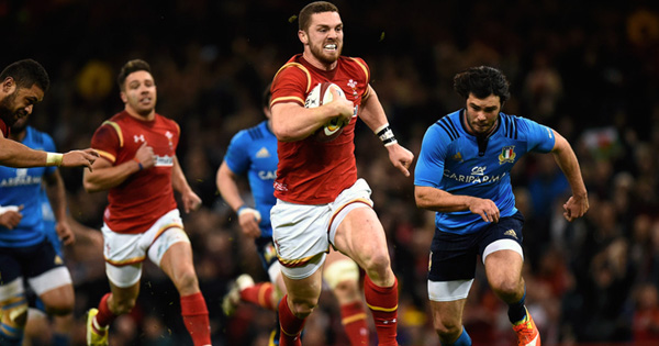 Wales score nine tries in high scoring thumping of Italy