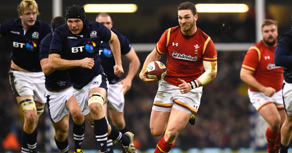 Wales overcome Scottish challenge in entertaining Cardiff clash
