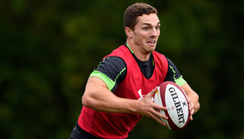 George North recalled as Warren Gatland names strong Welsh side