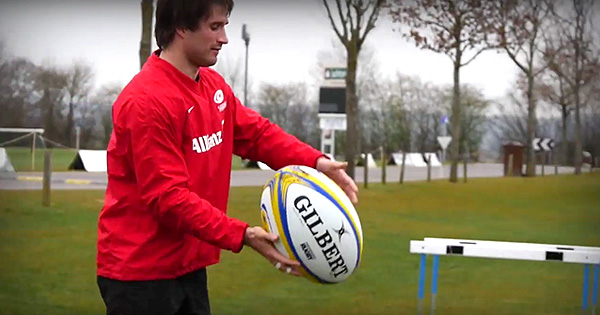 Gilbert release the easier handling and far more visible Match XV Plus size ball