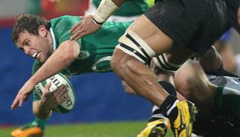 Ireland VX vs Fiji November 2012 - Full Match