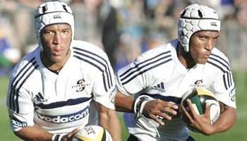 Excellent Gio Aplon Try against the Bulls in 2006
