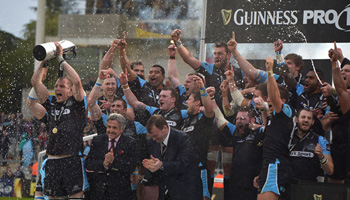 Glasgow Warriors beat Munster to win historic first ever Guinness PRO12 title