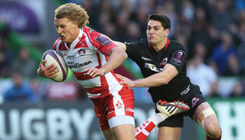 Gloucester claim European Challenge Cup title with win over Edinburgh