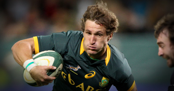 Johan Goosen returns to Springboks starting XV to take on Argentina
