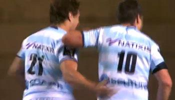 Johan Goosen kicks huge drop goal on Top 14 debut