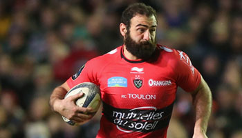 Mamuka Gorgodze finishes off outstanding Toulon team try in Ulster thrashing