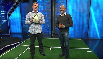 George Gregan's halfback masterclass with Justin Marshall