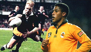 That George Gregan tackle on Jeff Wilson in 1994