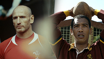Gareth Thomas and Ashwin Willemse feature in emotive new Guinness adverts
