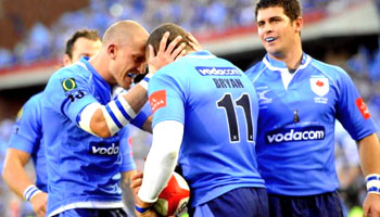 Blue Bulls win the Currie Cup final 2009