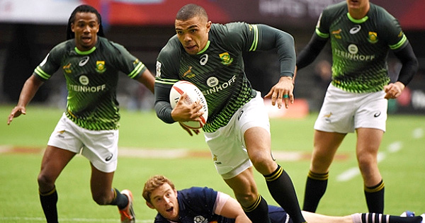 Bryan Habana misses out on Olympics as Springbok 7s final squad is picked