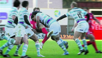 Chris Hala'ufia suspended for five weeks after straight red card