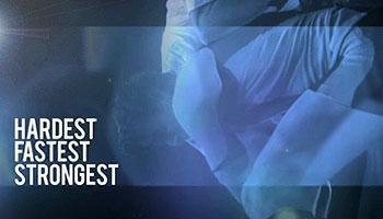 Hardest, Fastest, Strongest - Carrier, Runner, & Big Hitter