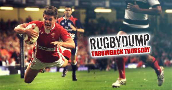 Throwback Thursday - Harry Robinson's blistering debut try vs the Barbarians