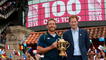 100 Days to Go Until Rugby World Cup 2015 Kickoff