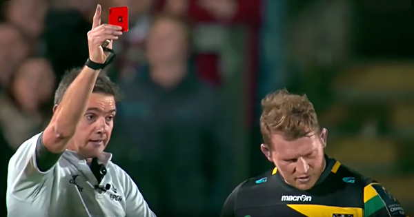 Dylan Hartley facing another large ban after knocking out Sean O'Brien