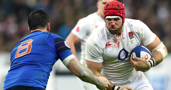 England take the Grand Slam after beating France in Paris