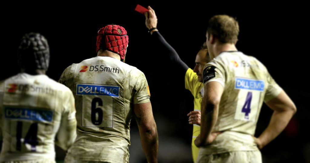 James Haskell suspension ruling after dangerous hit on Jamie Roberts